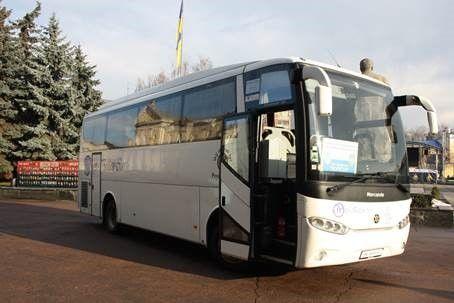 Новий автобус ФК
