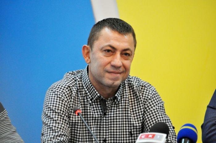 Призетко работает тренером с 2011 года / фото oda.zt.gov.ua