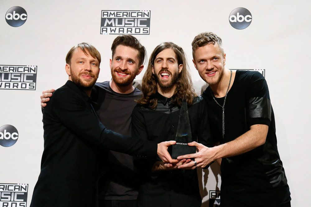 Imagine Dragons / REUTERS