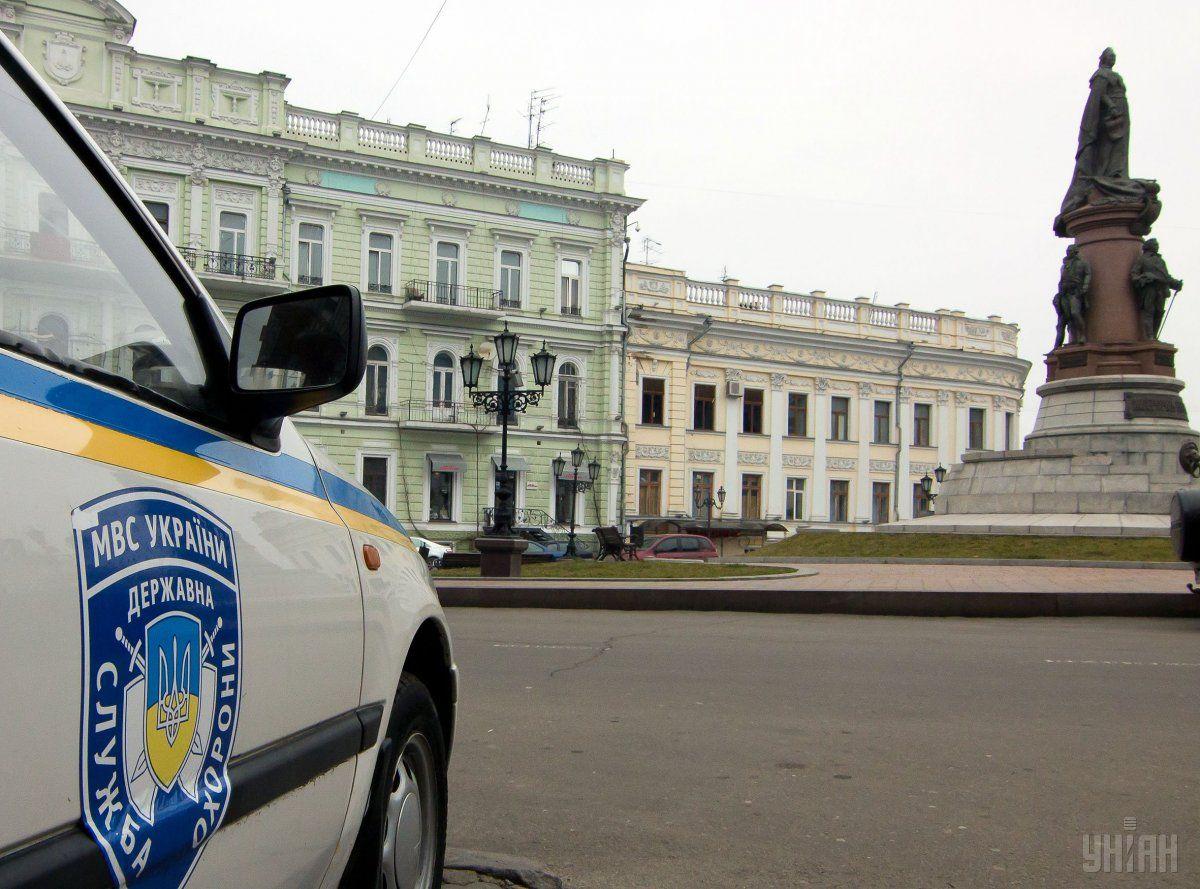 На улице вердикта ожидали примерно 20 человек / фото УНИАН