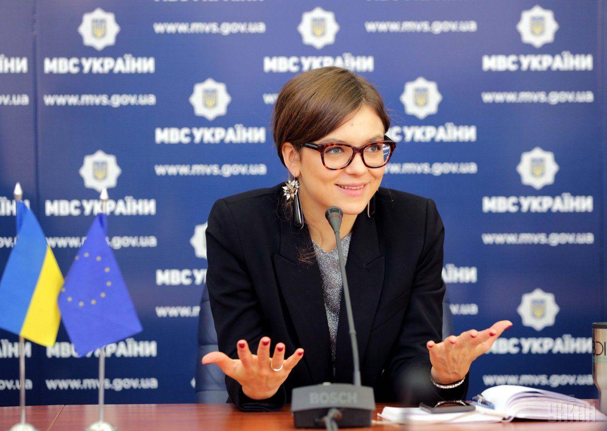 Деева завершила свою каденцию в должности замминистра / фото УНИАН