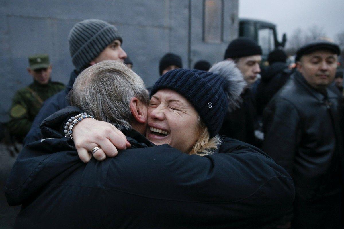 Генсек ООН Гутерреш привітав обмін полоненими між Україною і донецькими терористами - Цензор.НЕТ 1258