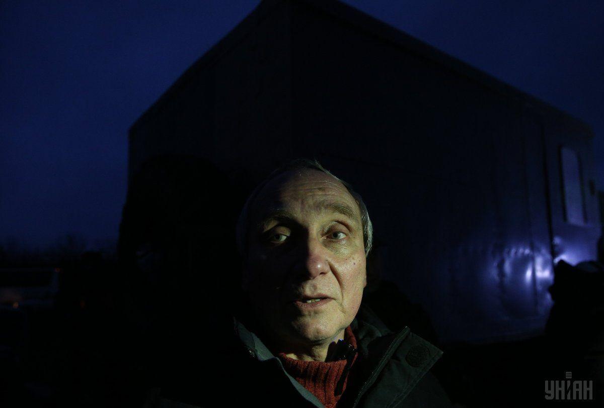 Игорь Козловский наконец-то освобожден / Фото УНИАН
