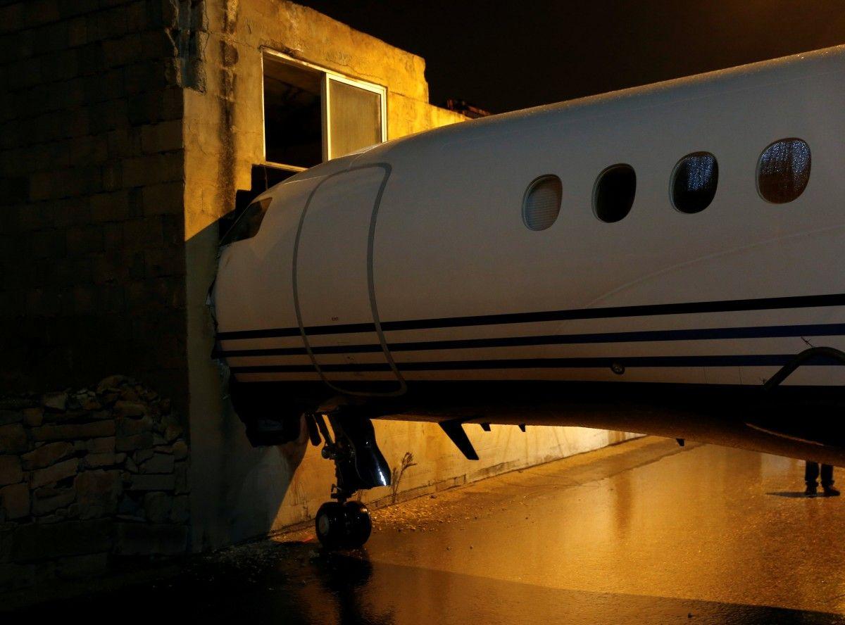 Dassault Falcon 7X / REUTERS