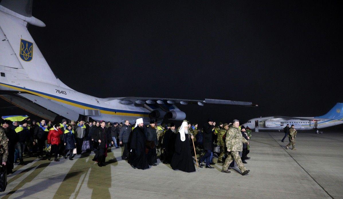 Лутковская анонсировала новые обмены заложниками / president.gov.ua