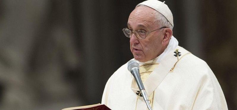 Папа Римский / telegraf.com.ua