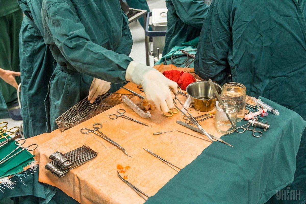 Зеленський хоче запустити програму з трансплантації за два роки / фото УНІАН