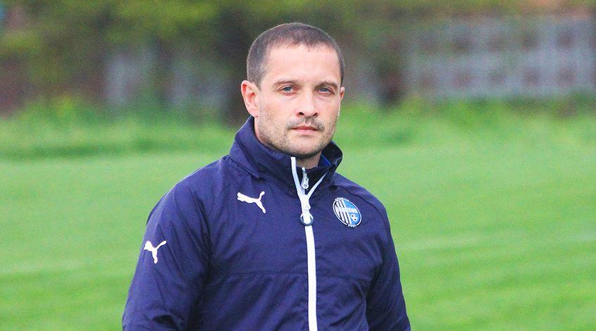 Роман Санжар признан лучшим тренером года в командах Премьер-лиги / ВОТБ