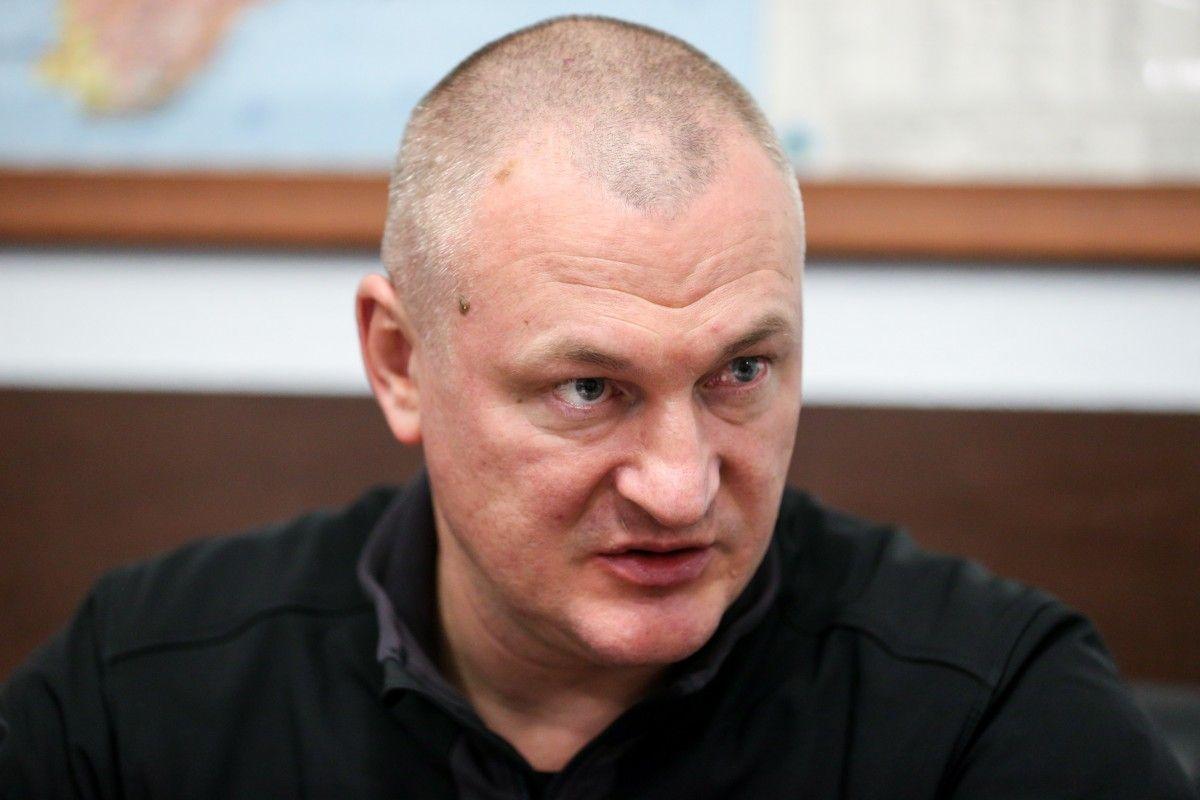 Князев утверждает, что это позволит сократить количество стационарных блокпостов / фото УНИАН