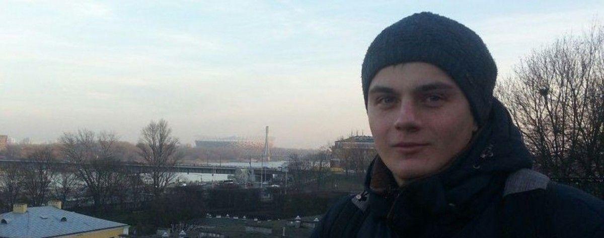23-летний Юрий только недавно перевелся в Гостомеля и собирался ехать на службу в АТО / ТСН