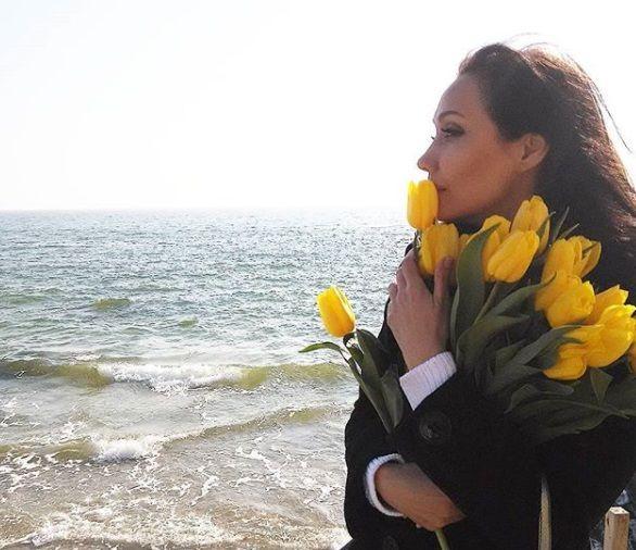 Власова порадовала поклонников постом в Instagram / фото instagram.com/eygeniavlasova