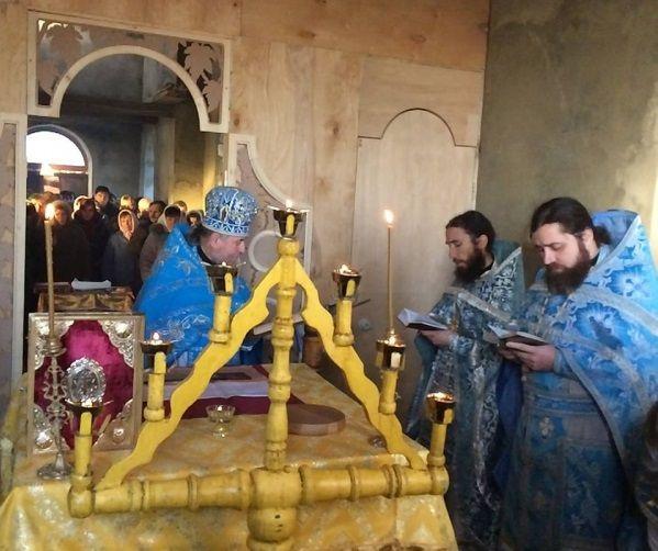 У селі на півночі Одещини відбулося перше майже за століття церковне богослужіння / trassae95.com