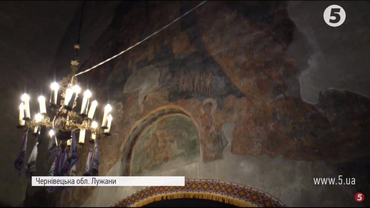 На Буковині на межі руйнації опинився храм XV століття / 5.ua