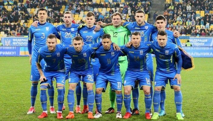 Сборная Украины сохранила свои позиции в рейтинге ФИФА / ffu.org.ua