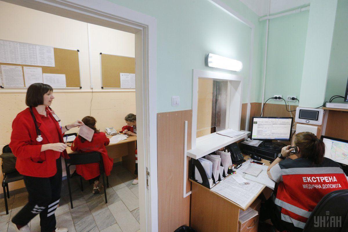 На Буковине не хватает мест в больницах / УНИАН