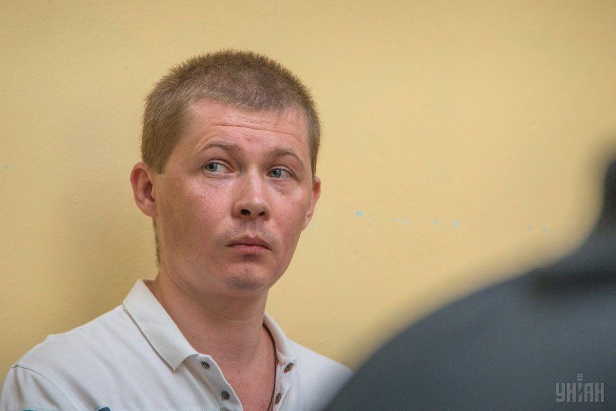 Мефьодов вышел из СИЗО / фото УНИАН