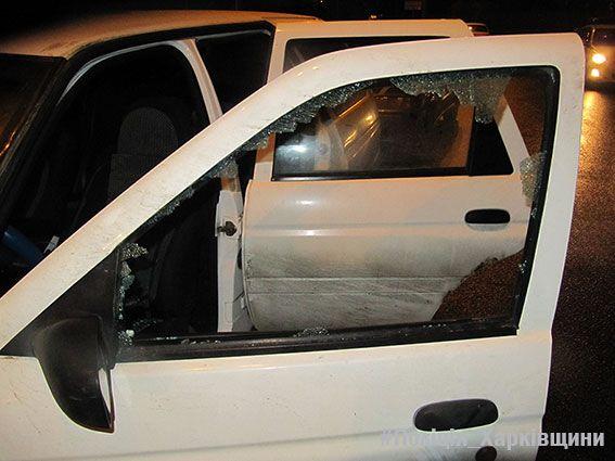 Водитель и его товарищ попали в больницу / фото hk.npu.gov.ua