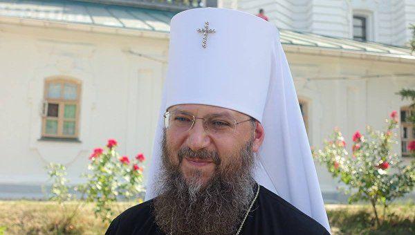 Митрополит Антоний / Facebook Центр информации УПЦ