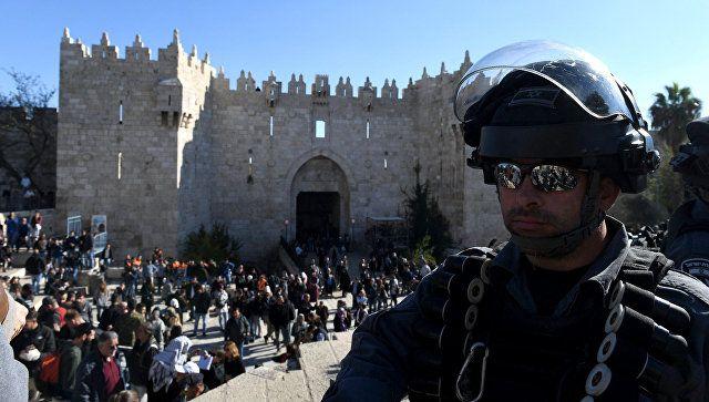 Ердоган і Папа Римський обговорили по телефону проблему Єрусалима / РІА Новини