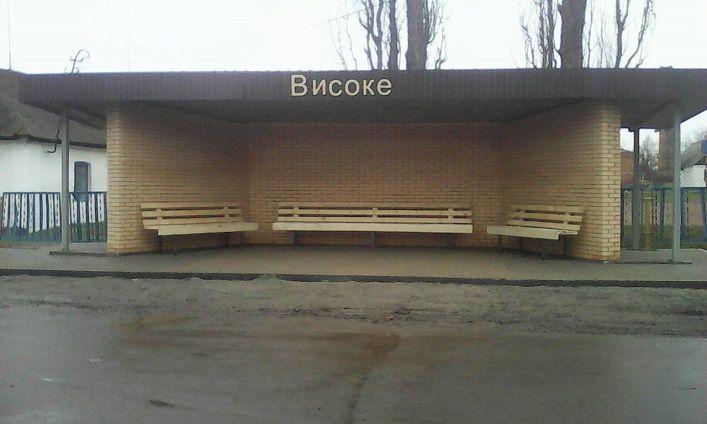 В Черняховском районе построили сеть современных остановок / фото ЖОДА