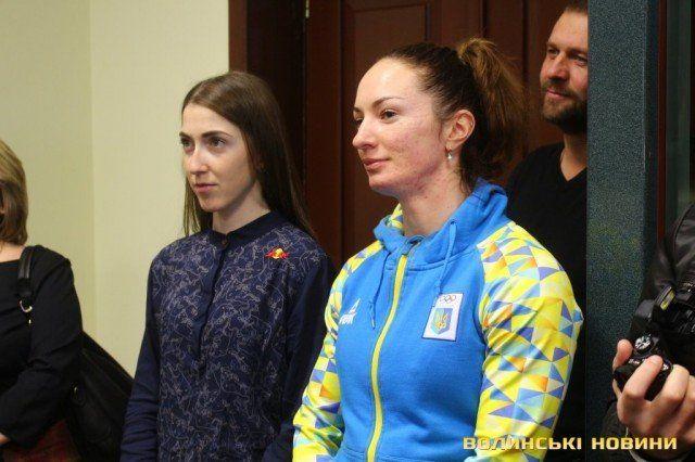 Повх и Беломоїна получили квартиры в Луцке / volynnews.com