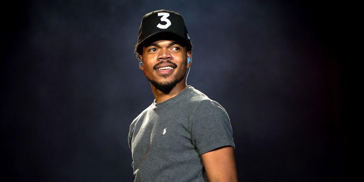 Первое место в списке занял хип-хоп исполнитель Chance the Rapper / BET.com