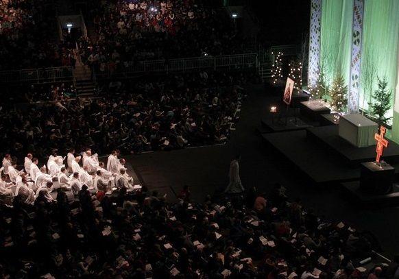 Папа схвалює молодь, яка поширює благовість Ісуса / uk.radiovaticana.vа