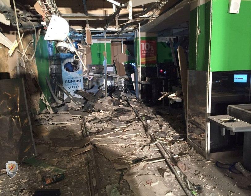 Взрыв в Петербурге / REUTERS