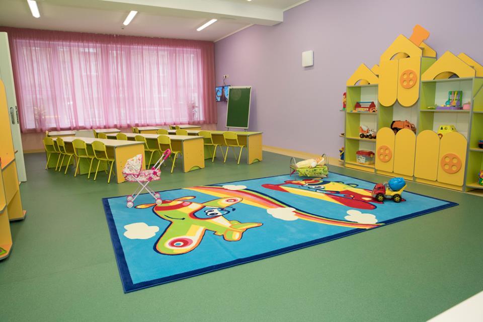 С 25 мая в областях, где позволят установленные правительством критерии, заработают детские сады / фото пресс-служба Виталия Кличко