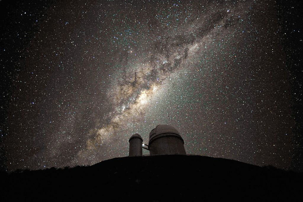 11 мая – Всемирный День астрономии / фото Википедия