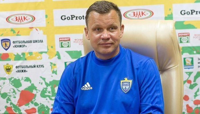 Свірков стал главным тренером ровенского