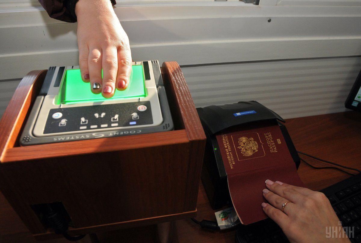 С 1 января заработала проверка биометрических данных / фото УНИАН