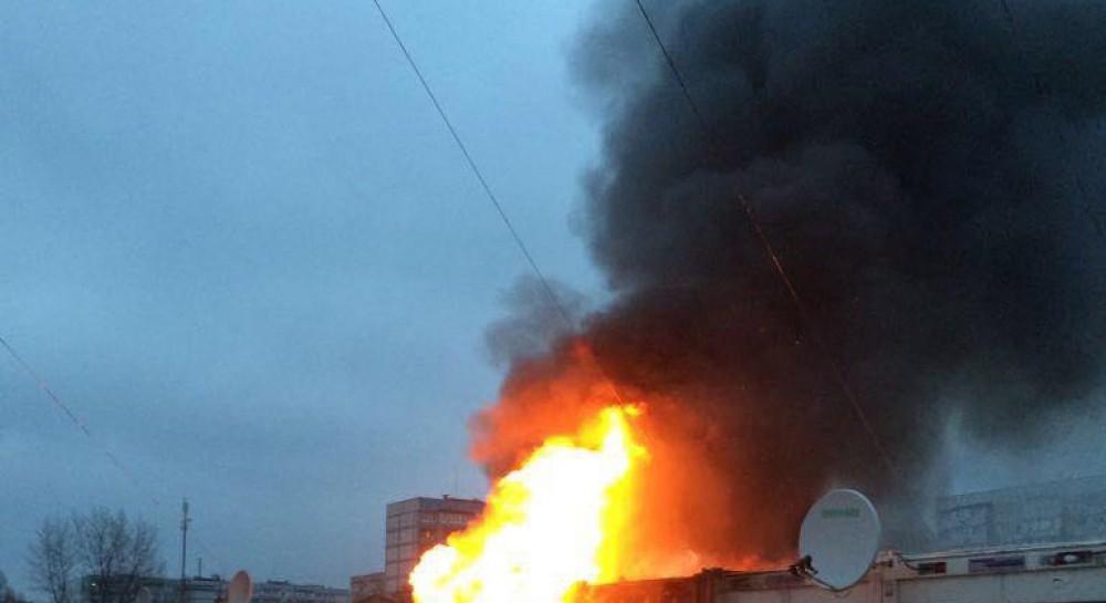 пожар на 2 станционной сейчас процесс получения