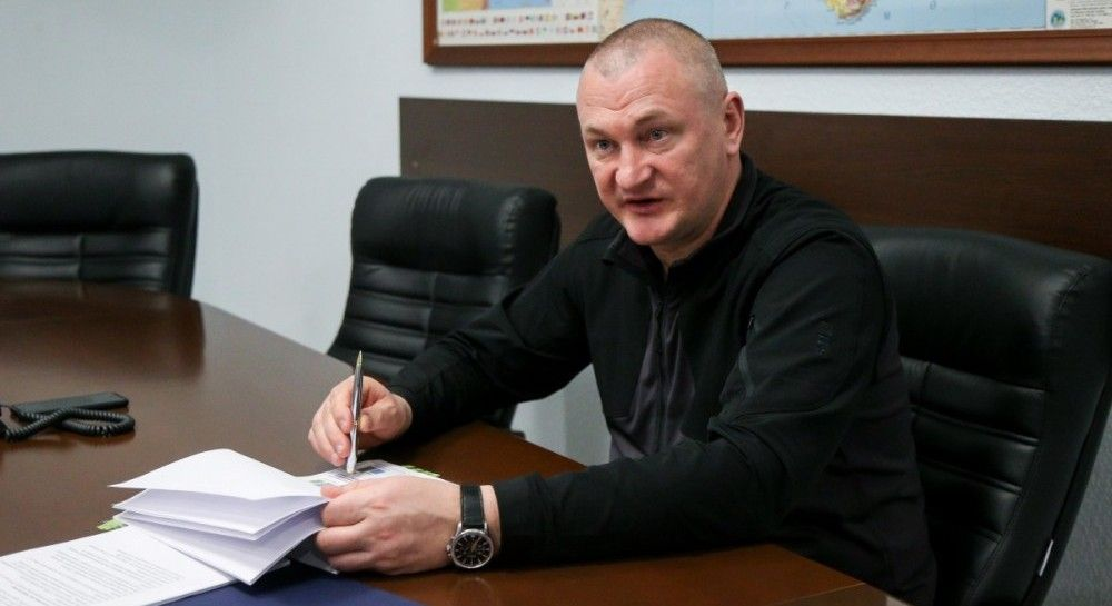 Голова Національної поліції Сергій Князєв прогнозує напруження оперативної  обстановки в деяких регіонах України 8-9 травня. Як передає кореспондент  УНІАН e4928e9d29cb9