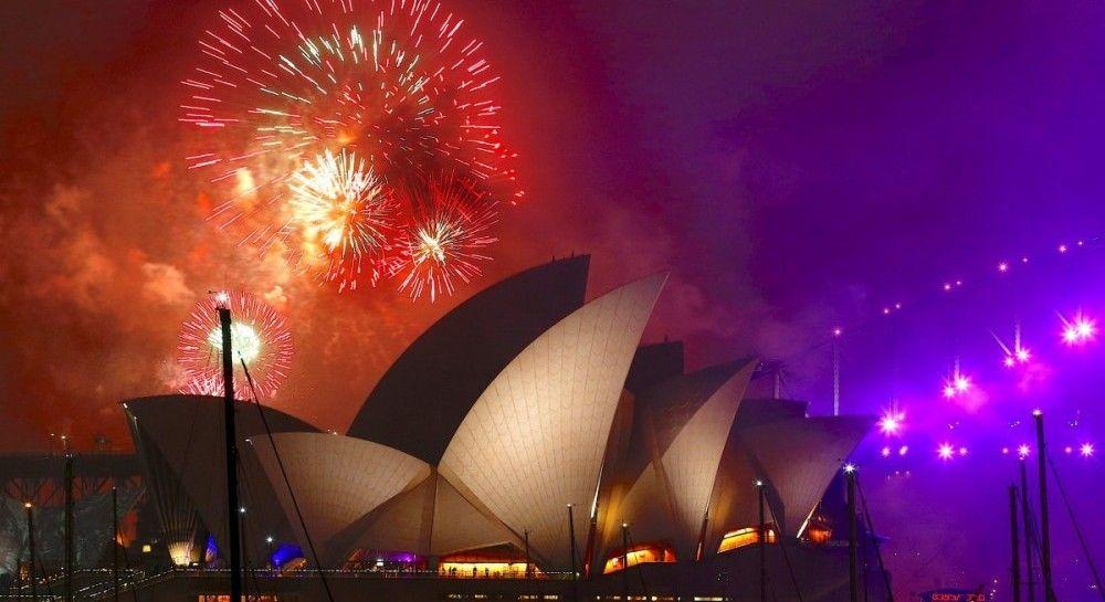 Город последний встречающий новый год