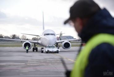 """Аеропорт """"Одеса"""" припиняв польоти через несправність літака"""