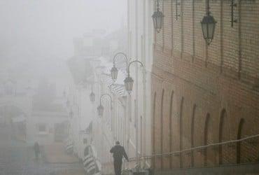 До кінця доби Україну накриє туман (карта)