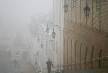 До конца суток Украину накроет туман (карта)
