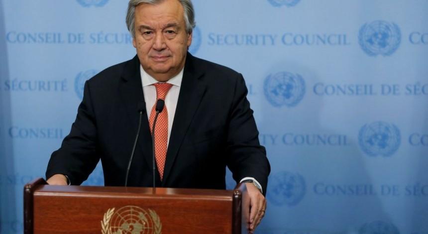 Гутерріша переобрали на посаду генерального секретаря ООН