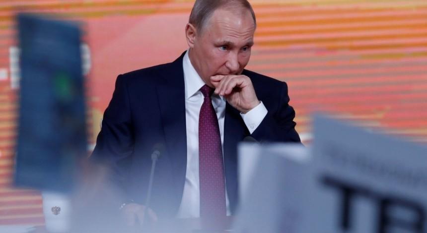 Putin mulls Russia retaliation if U.S. quits INF Treaty – media