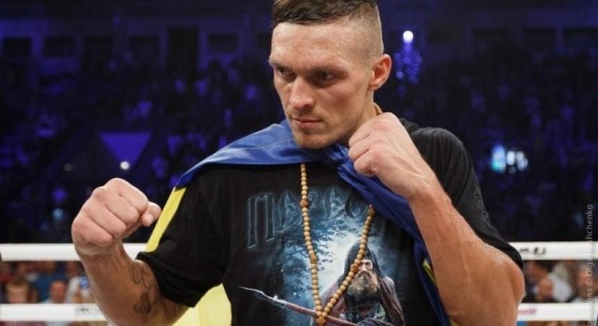 Усик поїде в Москву, щоб перемогти - менеджер боксера