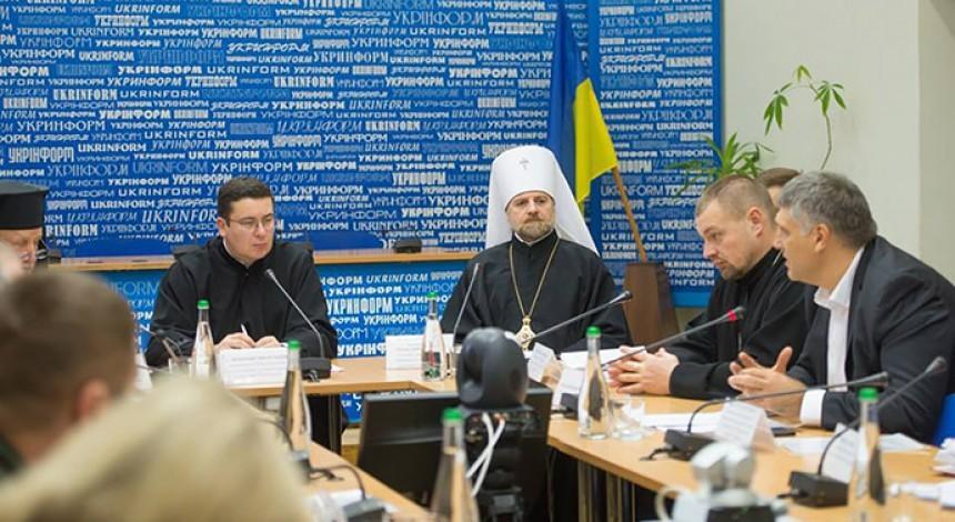 """Представители Церквей и эксперты обсудили положения проекта Закона """"О военном капелланстве"""""""