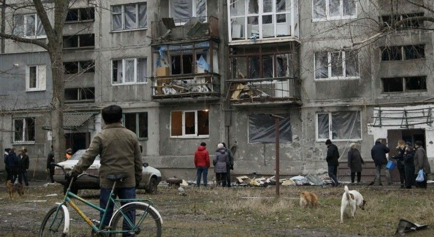 Regaining by force or abandoning Donbas: Experts name four scenarios for east Ukraine developments
