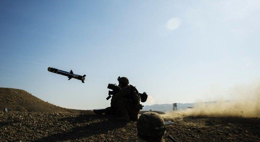 """Предоставление """"Джавелинов"""" усилит позицию Украины на переговорах по Донбассу - американский генерал"""