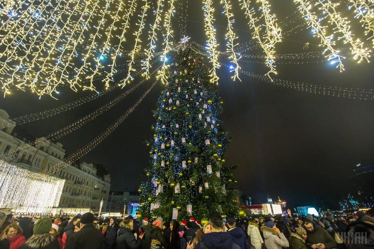 Народный синоптик прогнозирует, что на Новый год будет холодно / УНИАН
