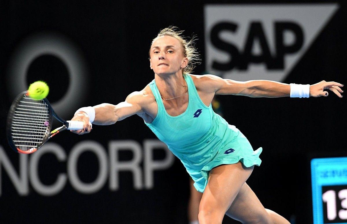 Леся Цуренко проиграла в четвертом ркуге Ролан Гаррос/ facebook.com/BrisbaneTennis