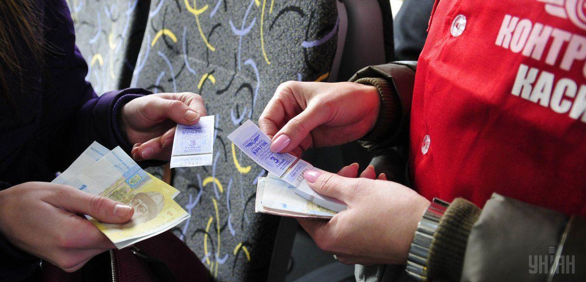 Стоимость проезда в троллейбусах будет повышена с 2 до 3 грн / фото УНИАН