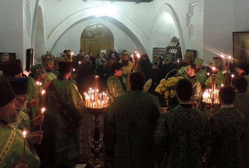 Новий рік в Ніжинської єпархії / orthodox.cn.ua