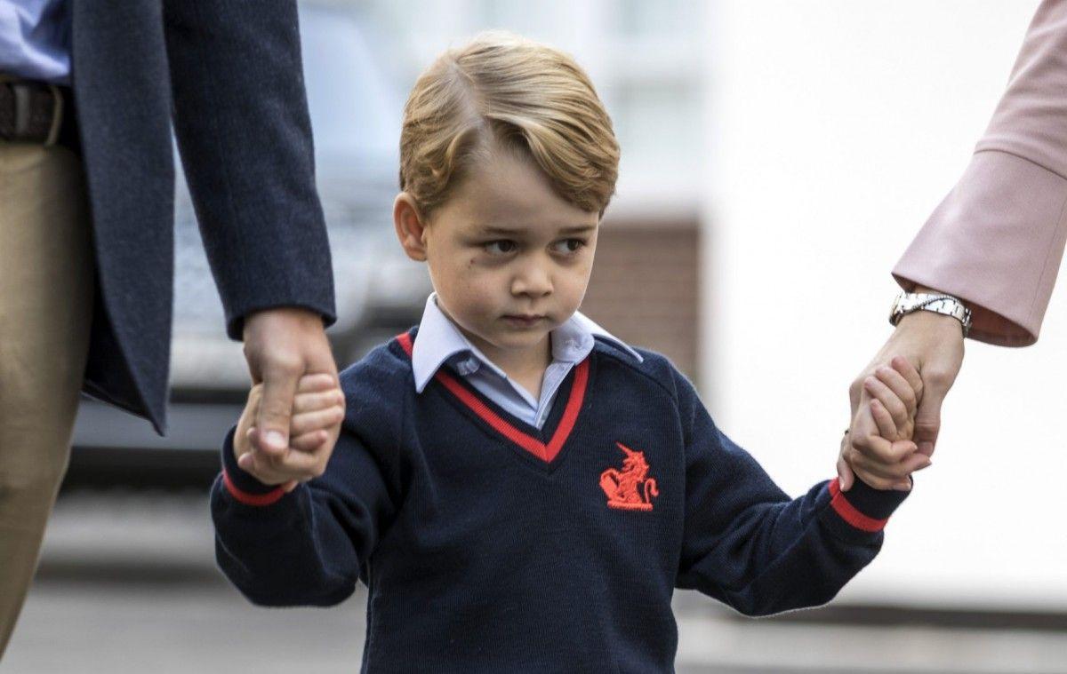 Принц Джордж пока не читает соцсети / live.firstnews.co.uk