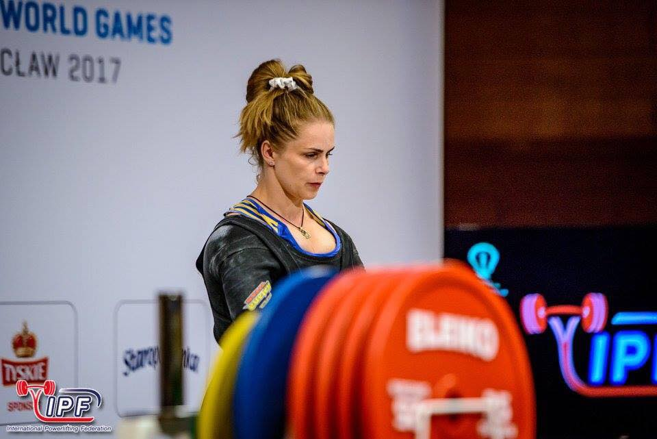 Лариса Соловйова / IPF